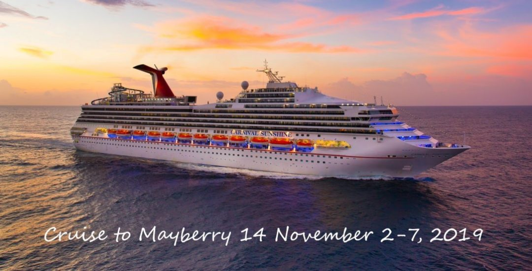 cruise to mayberry november 2019